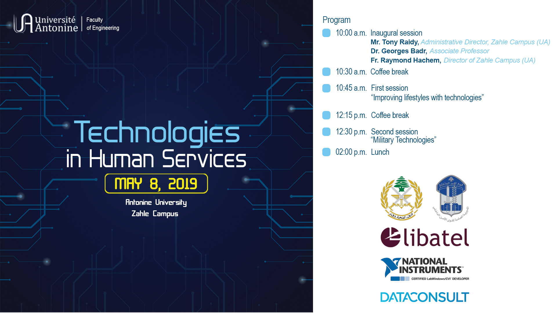 Technologies in Human Services